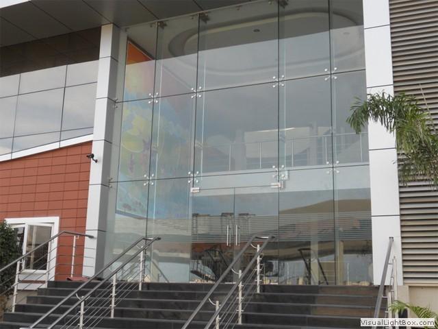 Spider Glazing Minerva Glass Solutions
