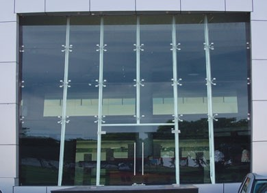 Spider Glazing Minerva Glass Solutions