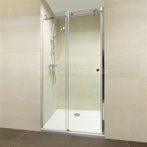 partition bathroom. The Shower Area Should Feel Anything But Enclosed, So Addition Of Frameless Glass Can Give Your Bathroom A Spacious, Open-plan Feel. Partition